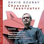 Cover of Chanson Innocentes CD